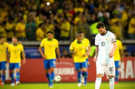 البرازيل تحرمُ ميسي من لَقب مع الأرجنتين