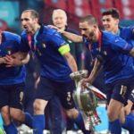 ركلات الترجيح تمنح إيطاليا لقب اليورو على حساب إنجلترا