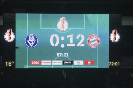 بايرن ميونخ يحقق ثاني أكبر انتصار في تاريخه مرفق بملخص كامل للمباراة